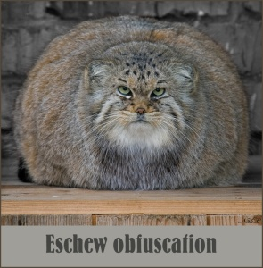 Pallas Eschew Obfuscation