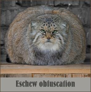 Pallas Eschew Obfuscation